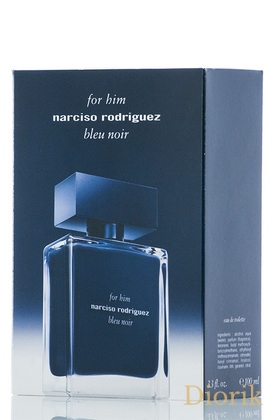 Narciso Rodriguez NARCISO RODRIGUEZ For Him BLUE NOIR