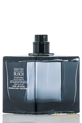 Antonio Banderas SEDUCTION in BLACK - TESTER