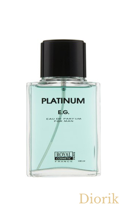 Royal Cosmetic PLATINUM E.G. - TESTER