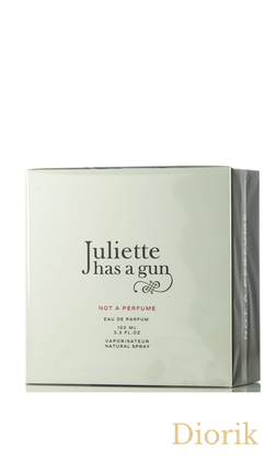 Juliette Has A Gun NOT a PARFUME