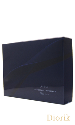 Narciso Rodriguez NARCISO RODRIGUEZ For Him BLUE NOIR (edt + edt + sh/gel)