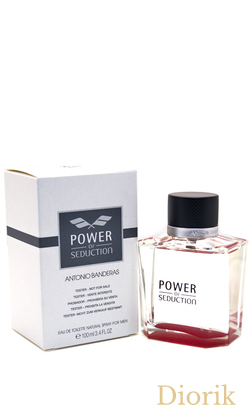 Antonio Banderas POWER of SEDUCTION TESTER