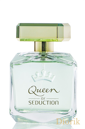 Antonio Banderas QUEEN of SEDUCTION - TESTER