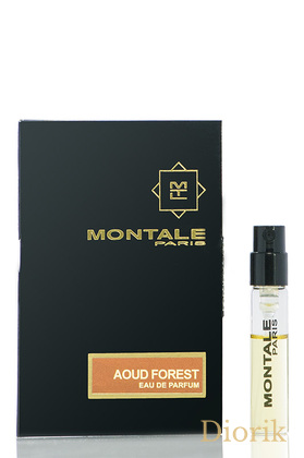Montale AOUD FOREST - vial spray
