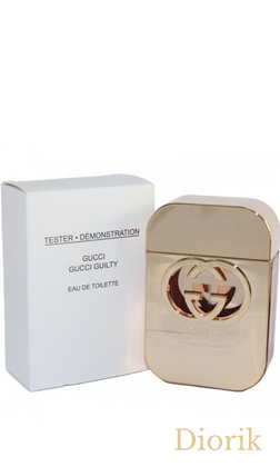 Gucci GUCCI GUILTY - TESTER