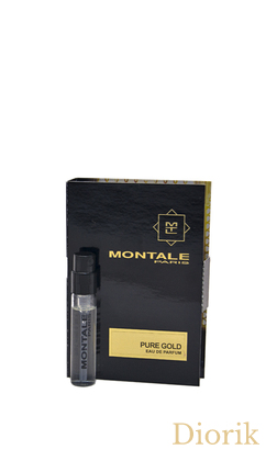 Montale PURE GOLD vial spray