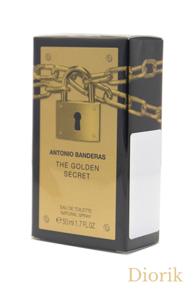 Antonio Banderas The GOLDEN SECRET