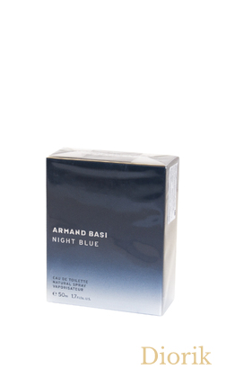 Armand Basi NIGHT BLUE - 2018 - без слюды