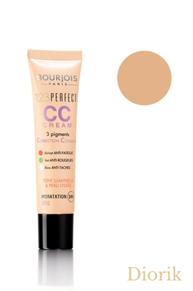 Bourjois 123 Perfect CC Cream SPF15 Тональный крем 31