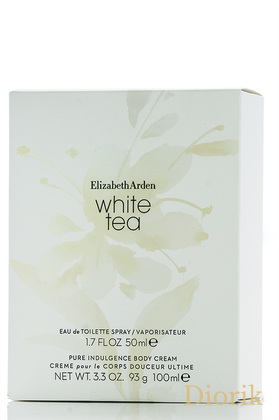 Elizabeth Arden WHITE TEA - 2017 (EDT+B/L)
