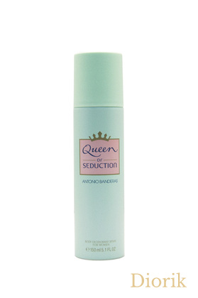 Antonio Banderas QUEEN of SEDUCTION -spray