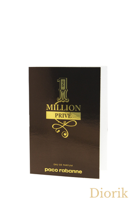 Paco Rabanne 1 MILLION PRIVE - vial