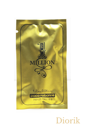 Paco Rabanne 1 MILLION - vial