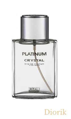 Royal Cosmetic PLATINUM CRYSTAL - TESTER