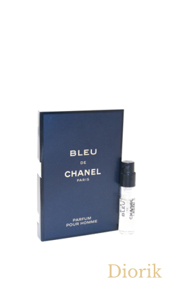Chanel BLUE de CHANEL Parfum - 2018 - vial spray
