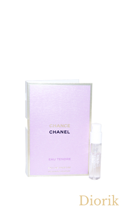 Chanel CHANCE eau TENDRE Eau de Parfum - 2019 - vial spray