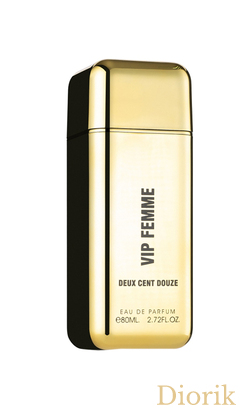 Fragrance World DEUX CENT DOUZE VIP FEMME - Carolina Herrera 212 VIP