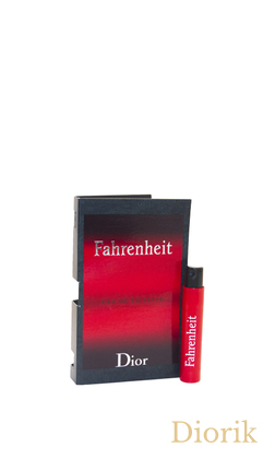 Christian Dior FAHRENHEIT - vial spray