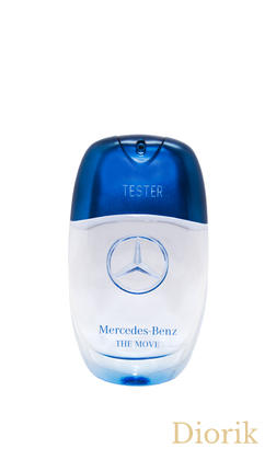 MERCEDES-BENZ THE MOVE MEN - TESTER - 2019