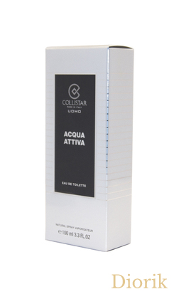 Collistar Men - ACQUA ATTIVA EAU DI TOILETTE - K28100