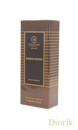 Collistar Men - Acqua Wood Eau de Toilette - K28800