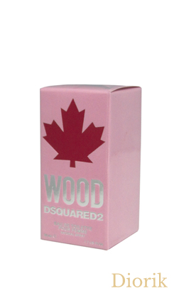 Dsquared 2 WOOD FOR HER 2018