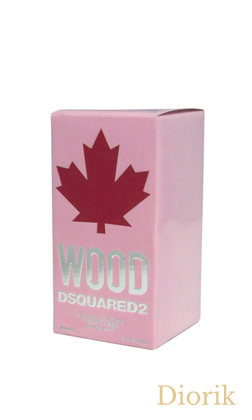 Dsquared WOOD FOR HER 2018