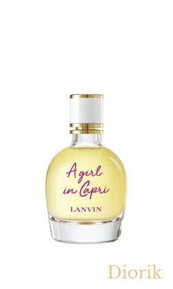 Lanvin GIRL in CAPRI - 2019 - TESTER
