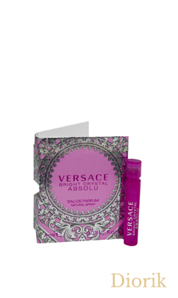 Versace BRIGHT CRYSTAL ABSOLU - vial