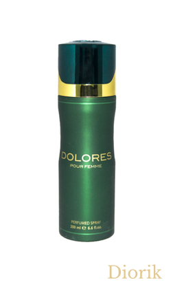 Fragrance World - DEO - DOLORES