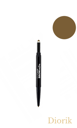 Maybelline Brow Satin Duo Brow Карандаш для бровей NU2 Medium Brown