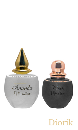 M.Micallef ANANDA 100ml + ANANDA BLACK 30 ml edp