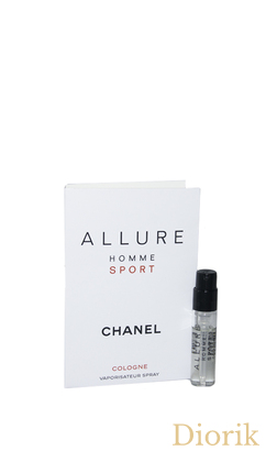 Chanel ALLURE Homme SPORT Cologne vial
