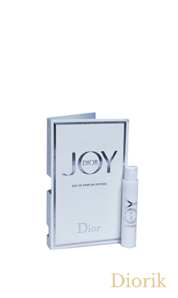 Christian Dior JOY BY DIOR INTENSE vial spray