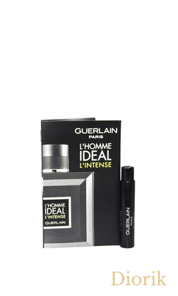Guerlain L'HOMME IDEAL L*INTENS - 2018 vial