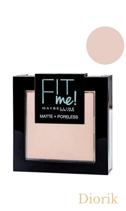 Maybelline Fit me Matte&Poreless Powder Пудра для лица 104 soft ivori