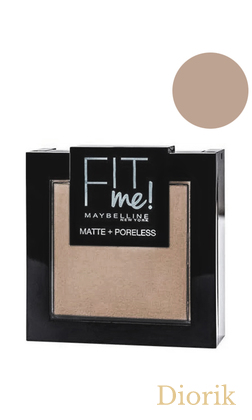 Maybelline Fit me Matte&Poreless Powder Пудра для лица 220 natural beige