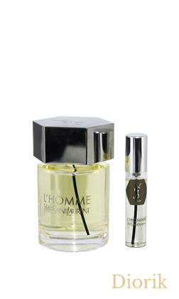 Yves Saint Laurent L'HOMME (EDT+ EDT)