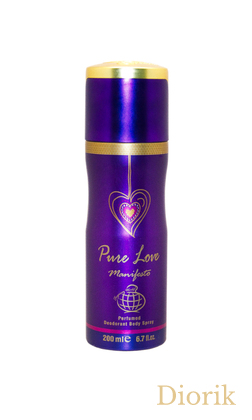 Fragrance World Pure Love Manifesto spray