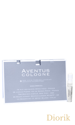 Creed AVENTUS Cologne vial spray