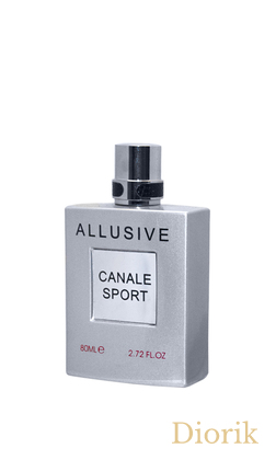 Fragrance World ALLUSIVE CANALE SPORT - Chanel Allure Homme Sport TESTER