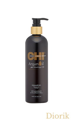 CHI Argan Oil Shampoo - Восстанавливающий шампунь