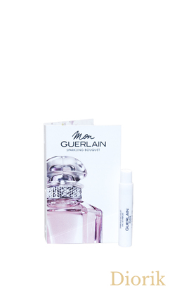Guerlain MON Sparkling Bouquet 2021 - vial spray
