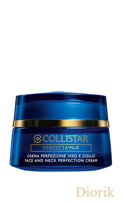 Collistar K24538 Perfecta Plus Face and Neck Perfection Cream TESTER