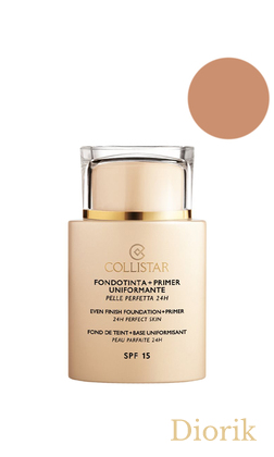 Collistar K43375 Foundation Primer Perfect Skin Smoothing 24H SPF15 TESTER - 5