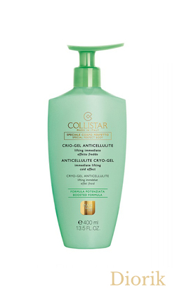 Collistar K65346 Anticellulite Crio-Gel Immediate Lifting Cold Effect Boosted Formula Антицеллюлитный криогель - tester