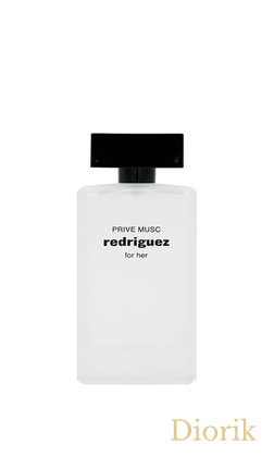 Fragrance World Redriques prive musk - Narciso Rodriguez Pure Musc