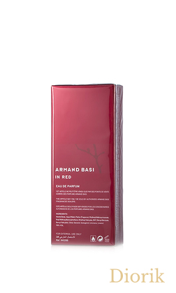 Armand Basi IN RED - EDP