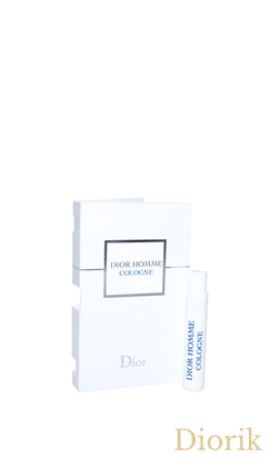 Christian Dior HOMME Cologne - vial spray