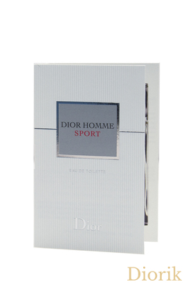 Christian Dior HOMME SPORT - vial spray